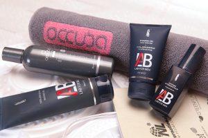 LAB for men - мужская косметика для ухода за кожей лица и тела