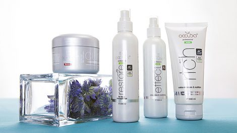 Оccuba professional - шампуни и средства для ухода за волосами NL International