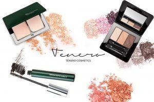 Tenero - линейка натуральной декоративной косметики