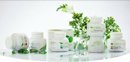 Greenflash — биологически активные добавки к пище