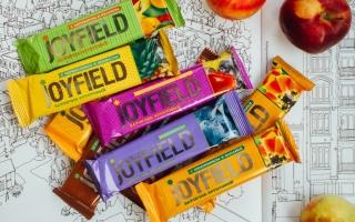 Joyfield — фруктовые батончики