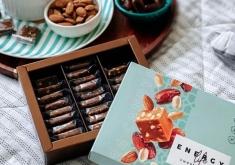 Фруктово-ореховые конфеты Sweet & Nuts