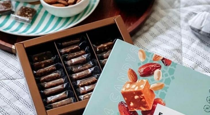 Фруктово-ореховые конфеты Sweet