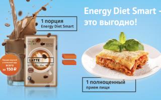 Как продать Energy Diet \ Smart