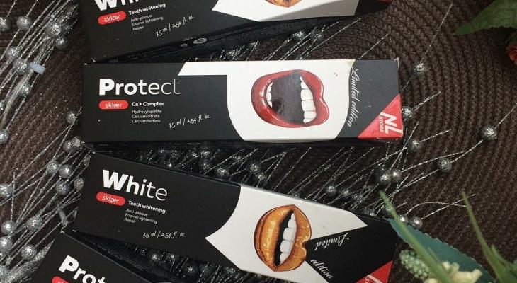 Независимое исследование зубных паст Sklaer