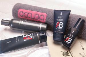 LAB for men – мужская косметика для ухода за кожей лица и тела