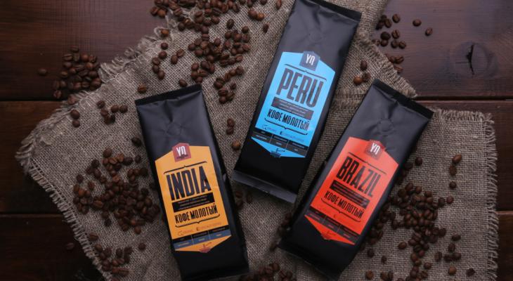 Кофе молотый INDIA