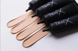 стойкий тональный крем от tenX