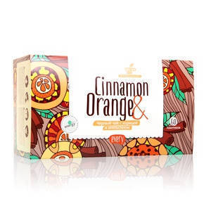 Чай Every Cinnamon&Orange