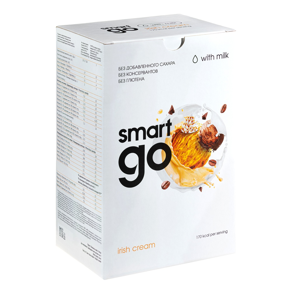 Smart GO «Айриш крим»